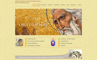 http://orthodox.pl screenshot