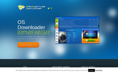 http://osdownloader.org screenshot