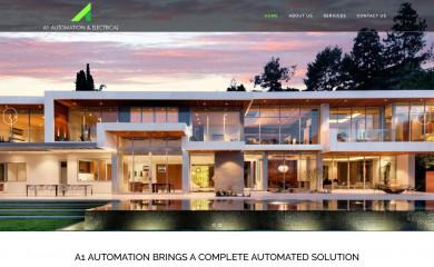 a1automation.com.au screenshot
