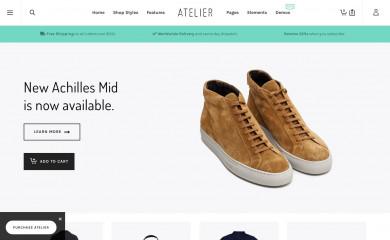 http://atelier.swiftideas.com screenshot