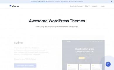 http://athemes.com/theme/alizee screenshot