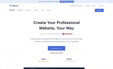 http://athemes.com/theme/sydney screenshot