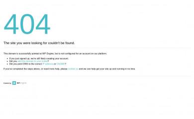 http://athena.smartcatdev.wpengine.com/ screenshot