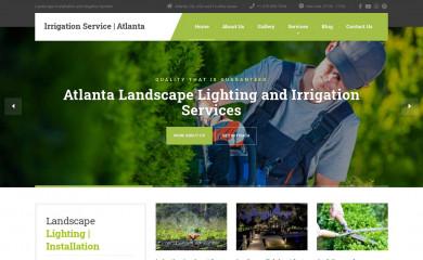 atlantalandscapeandirrigationllc.com screenshot
