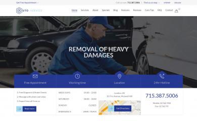 Auto Repair screenshot