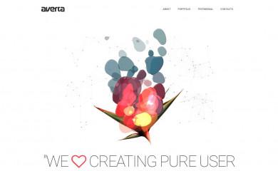 http://www.averta.net/ screenshot