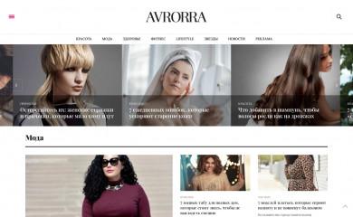 avrorra.com screenshot