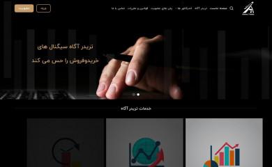 awaretrader.net screenshot