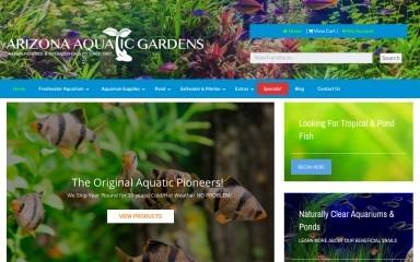http://azgardens.com screenshot