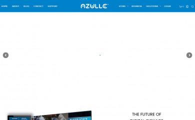 azulletech.com screenshot