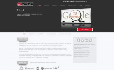 https://www.abinternet.es/ screenshot