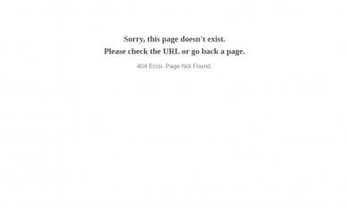 Accesspress Parallax Pro screenshot