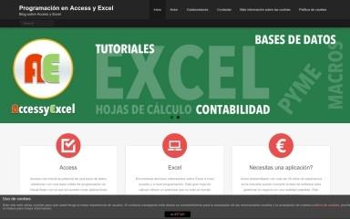 accessyexcel.com screenshot
