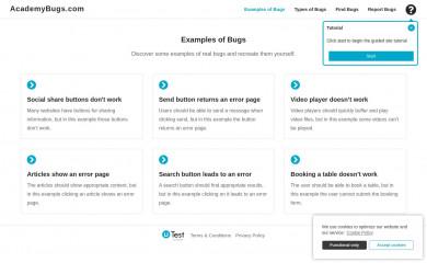 academybugs.com screenshot