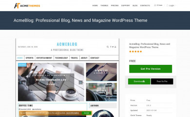 https://www.acmethemes.com/themes/acmeblog/ screenshot