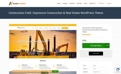 Construction Field screenshot