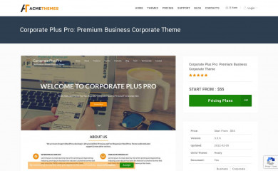 Corporate Plus Pro screenshot