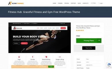 Fitness Hub screenshot