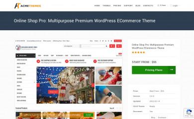 Online Shop Pro screenshot