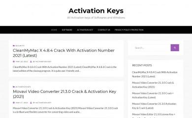 http://activationkeys.org screenshot