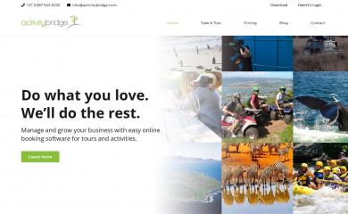 activitybridge.com screenshot