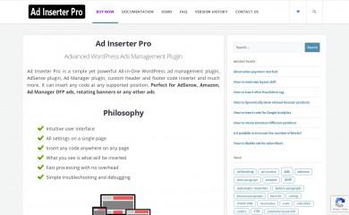 http://adinserter.pro screenshot