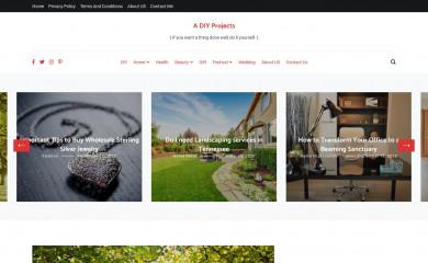 adiyprojects.com screenshot