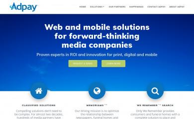 adpay.com screenshot