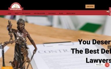 advocatetanwar.com screenshot