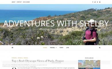 http://adventureswithshelby.com screenshot