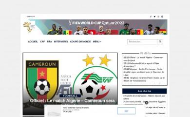 africafootunited.com screenshot