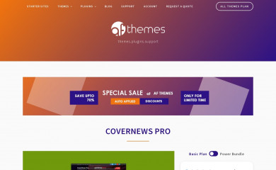 CoverNews Pro screenshot