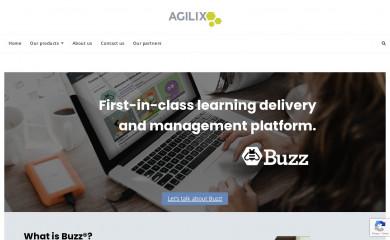 http://agilixbuzz.com screenshot