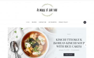 aimadeitforyou.com screenshot