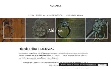 http://aldaba.online screenshot