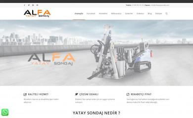 alfayataysondaj.com screenshot