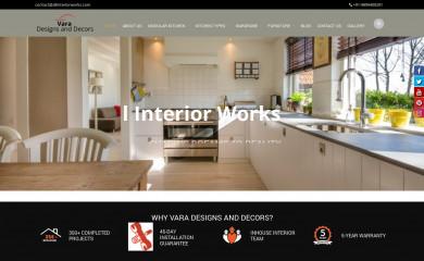 http://allinteriorworks.com screenshot
