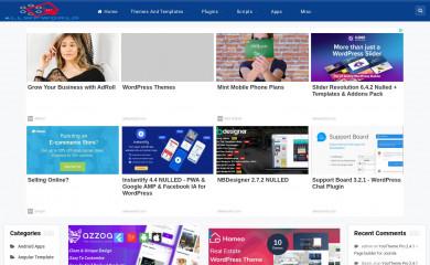 allwpworld.com screenshot