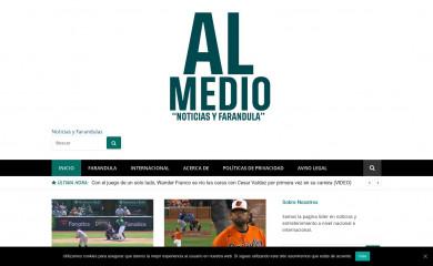 almedio.net screenshot