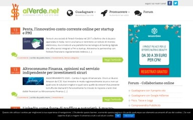 alverde.net screenshot