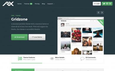 Gridzone screenshot