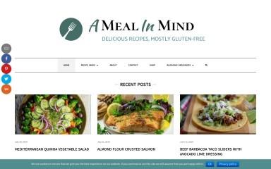 amealinmind.com screenshot