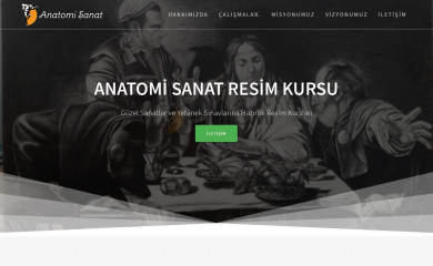 anatomisanatresimkursu.com screenshot