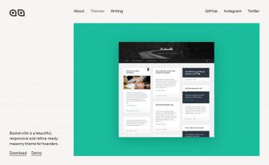 https://www.andersnoren.se/teman/baskerville-wordpress-theme/ screenshot