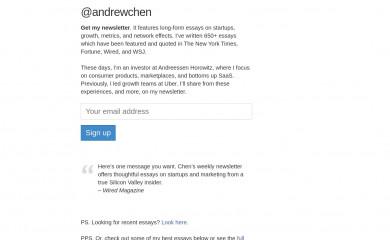 andrewchen.co screenshot