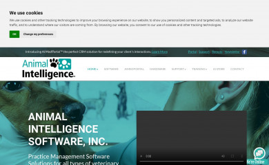 animalintelligence.com screenshot