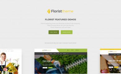 Florist screenshot