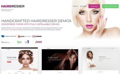 Hairdresser screenshot