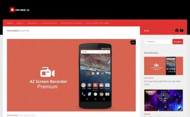 apkmodbr.com.br screenshot