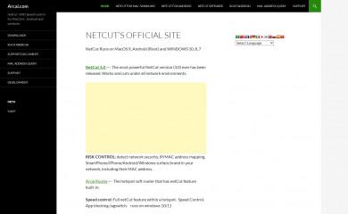 arcai.com screenshot